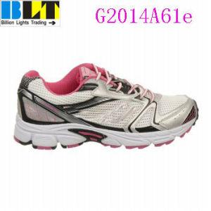 Sapatas Running atléticas superiores do estilo do engranzamento da menina de Blt