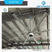 El mejor precio ventiladores Hvls CC con un tamaño de 8-14m disponible