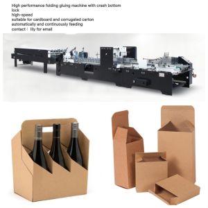 Het bundelen van Verpakkende Machines voor Karton en GolfKarton (gk-1200G)