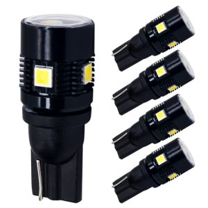 T10 LED 194 Alquiler de coche de la luz de ancho de la luz interior