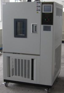 La cámara de prueba de Humedad Temperatura programable