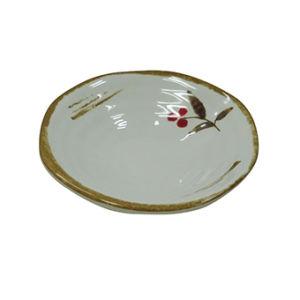 La mélamine plat de la Sauce/plaque de mélamine(ATA71-05