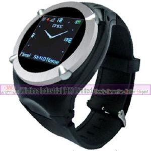 Screen-Armbanduhr des Video MP3-MP4 Handy-GPRS (WTWS102)