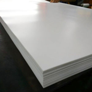 Van de Prijs van de Fabriek van China Glanzend Wit Stijf pvc- Blad voor Speelkaarten