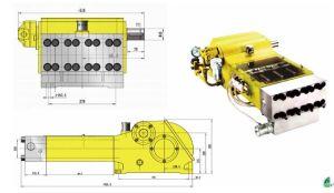 高圧Plunger Pump Type 120fb3 1500bar