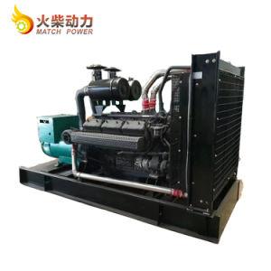 Шесть с водяным охлаждением цилиндра 260квт дизельного двигателя с генераторной установкой ISO9001