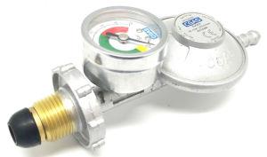 Régulateur de GPL Gaz basse pression avec manomètre (C31G58U30)