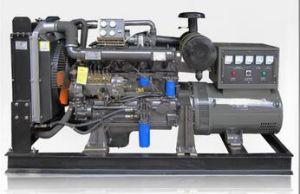 100 квт/125ква электрический генератор с двигатель Weichai прицепа