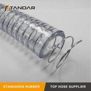 Anti-Static flexível de alta qualidade de aço de PVC flexível