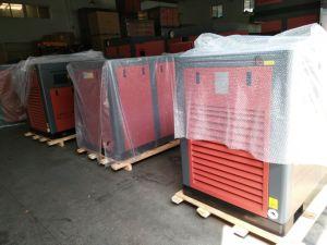 Energie sparen 25 - 40% Schrauben-Luftverdichter-industrieller Luftverdichter-Drehluftverdichter des direkten Antrieb-Dauermagnet-VSD (ISO&CE)