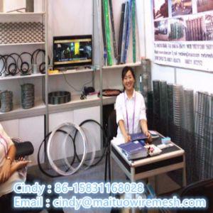 Windows 스크린 섬유유리 또는 플라스틱 알루미늄 물자 18X16mesh