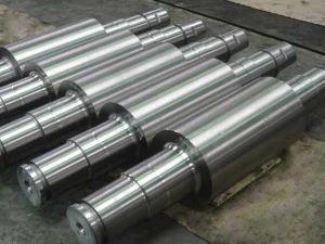 원심 분리기와 Static Bainite Nodular Cast Iron Roll, Ring