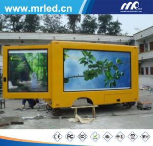 Affichage LED 16mm publicité / Affichage LED fixe-mobile (CE, CCC, FCC, RoHS, DIP 346)