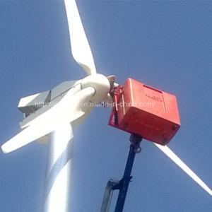 Grid 20kw Wind Turbine Generator System 떨어져