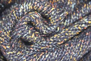 円形カラー自己耕作のタンクトップのセーターのブラウス