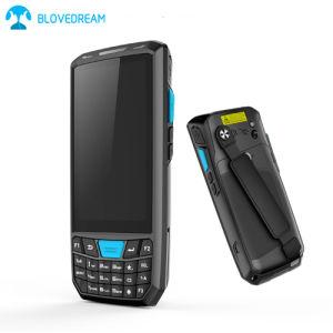 IP67 schroffes PDA mit androidem OS, Cortex-A53 Vierradantriebwagen-Kern 1.3GHz, 2g+16g Speicherung, Code-Barcode-Scanner Honeywell-6603 2D Qr, Leser-Handterminal HF-13.56MHz