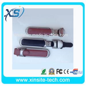 Пользовательские рекламные Высококачественная кожа (XST USB Flash-U041)