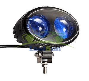 Forklift Truckのための8W Blue LED Work Light Safety Spot