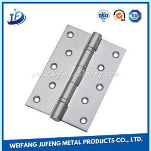 Edelstahl-Präzision CNC-Metall, das Tür-Scharniere stempelt