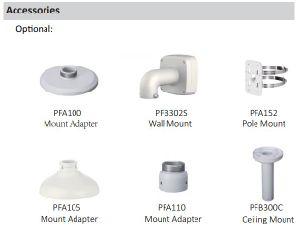Dahua 12MPのパノラマ式ネットワークVandalproof Fisheyeデジタルのビデオ・カメラ(IPC-EBW81230)