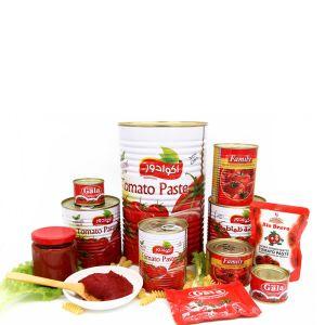 Ingeblikte Tomatenpuree