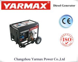 Кассета на 186 f 4.5kVA открытого типа дизельного генератора