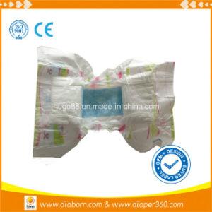 PEテープと使い捨て可能な高品質の赤ん坊のおむつ