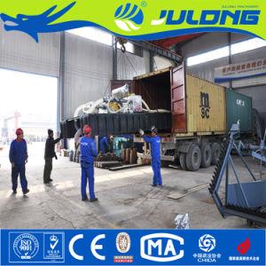 Julong 100%の新しい高品質の工場低価格の小型金の浚渫船