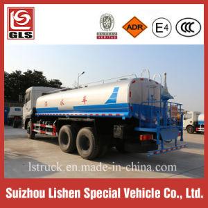 大きい容量15000L水タンカー6*4水はエクスポートを振りかける