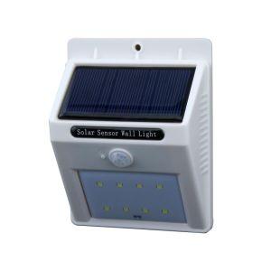 8LED小型三角形の太陽誘導の壁ライト