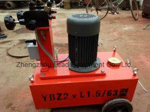 3kw eléctricos hidráulicos Bomba de aceite en el Cilindro Hidráulico