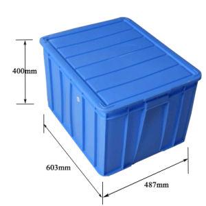 يتيح تخزين منزل [كرّوغتد] بلاستيك يربط غطاء صندوق شحن