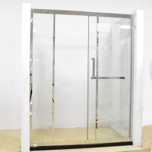 浴室のためのアルミニウムフレームのシャワーのドア