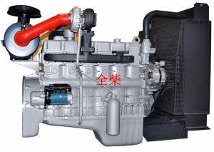 4本のシリンダー(モデル4JR3ABD)が付いている50kw 1500rpmのディーゼル機関