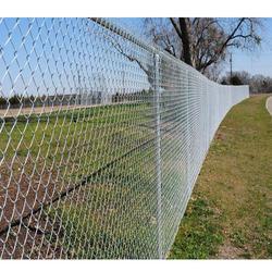 販売のためのPVC粉の塗られたか、または電流を通されたチェーン・リンクの防御フェンスのパネル