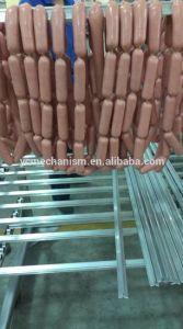 La saucisse de viande de poulet ///Turquie/fumée de canard maison à vendre