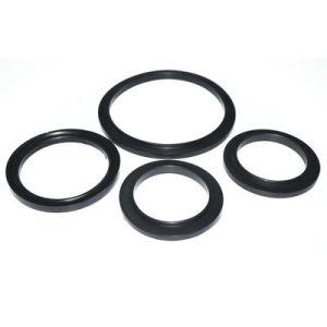 Venta caliente O-Ring, anillo de silicona, juntas de caucho personalizado
