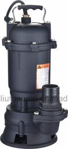 Nuevo modelo Wqd alto volumen de las bombas de agua eléctrico de baja presión