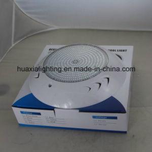 Alta qualità LED del fornitore della Cina che nuota l'indicatore luminoso subacqueo del raggruppamento, lampada del raggruppamento