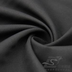 75D 230t Water & Wind-Resistant Piscina Sportswear casaco para Tecidos Jacquard 100% poliéster Pongées Fabric (E107)