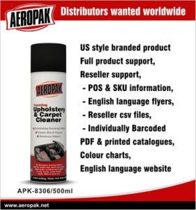 Aeropakの万能泡立った洗剤