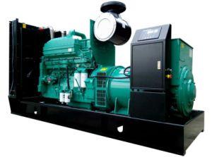 175kVA 140kw 비상 전원 Cummins 디젤 엔진 발전기 세트