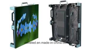 P5.95 SMD3535 Affichage LED de location avec Alumium moulé 500mm x 500mm Cabinet