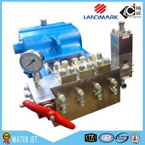 Bomba de água de alta pressão industrial do baixo volume 400kw da alta qualidade (FJ0138)