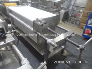 De hygiënische Filter van het Frame van de Plaat van de Drank Inox