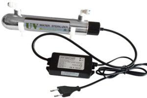 6W Inicio El agua potable esterilizador ultravioleta