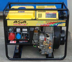 여십시오 Type에 의하여 공기 냉각된 Diesel Generator (3GF LE, 4GF LE, 6GF LE)를