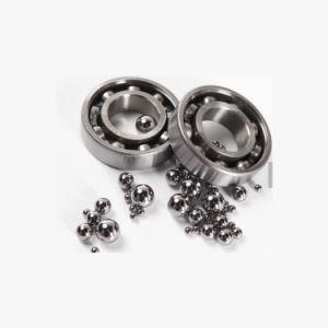 De Bal van het Staal van de Norm van ISO met het Materiaal van het Roestvrij staal