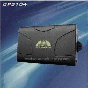 Batteriedauer Googlemap Gleichlauf des Förderwagen GPS-Verfolger-Tk104 langer