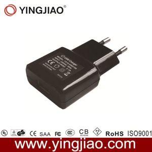 12W DC универсальный адаптер USB поездок с маркировкой CE